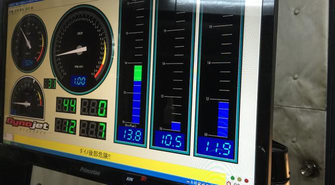 排気ガス検査からの.. / 2009y XL883